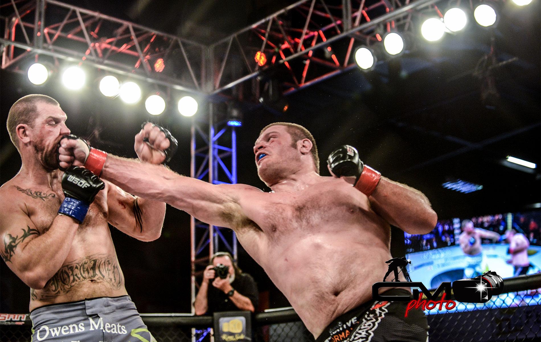 MMA Fighter testimonial